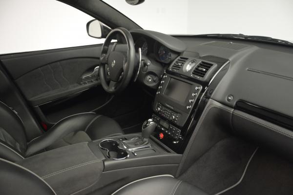 Used 2011 Maserati Quattroporte Sport GT S for sale Sold at Bugatti of Greenwich in Greenwich CT 06830 22