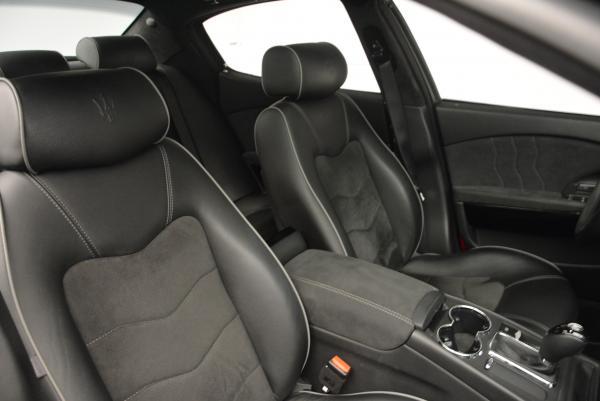 Used 2011 Maserati Quattroporte Sport GT S for sale Sold at Bugatti of Greenwich in Greenwich CT 06830 24
