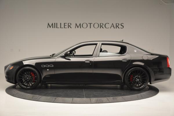 Used 2011 Maserati Quattroporte Sport GT S for sale Sold at Bugatti of Greenwich in Greenwich CT 06830 3