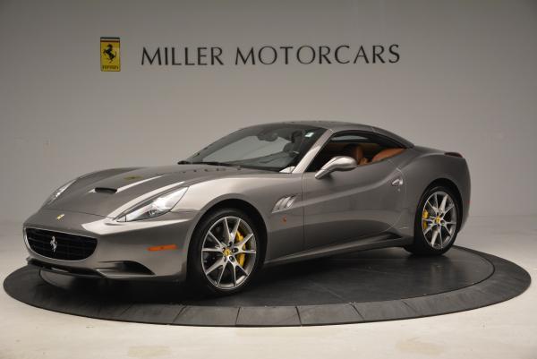 Used 2012 Ferrari California for sale Sold at Bugatti of Greenwich in Greenwich CT 06830 14