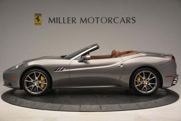 Used 2012 Ferrari California for sale Sold at Bugatti of Greenwich in Greenwich CT 06830 3