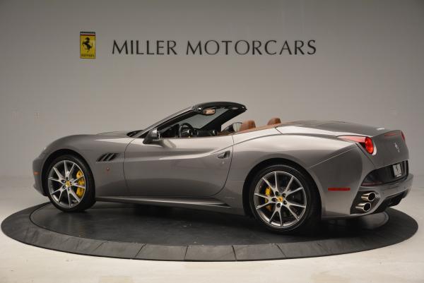 Used 2012 Ferrari California for sale Sold at Bugatti of Greenwich in Greenwich CT 06830 4