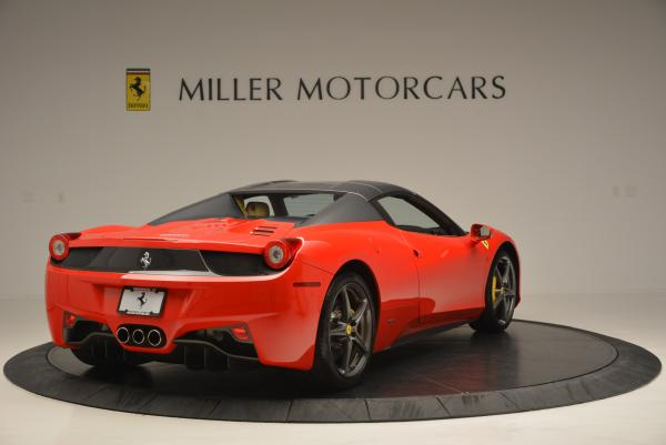 Used 2013 Ferrari 458 Spider for sale Sold at Bugatti of Greenwich in Greenwich CT 06830 19