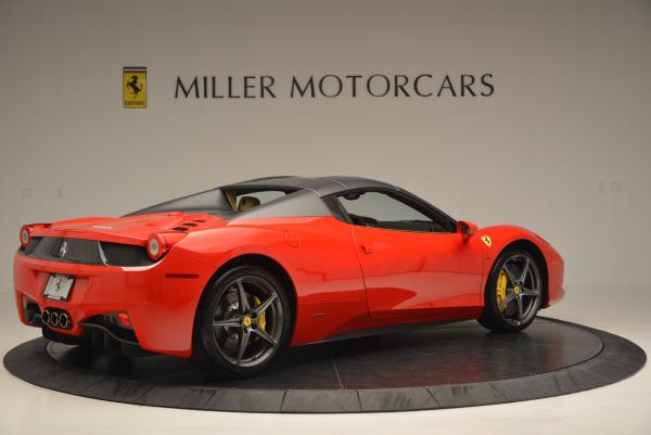 Used 2013 Ferrari 458 Spider for sale Sold at Bugatti of Greenwich in Greenwich CT 06830 20