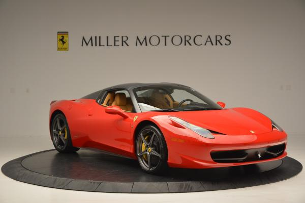 Used 2013 Ferrari 458 Spider for sale Sold at Bugatti of Greenwich in Greenwich CT 06830 23
