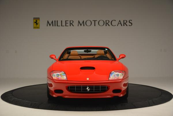 Used 2005 Ferrari Superamerica for sale Sold at Bugatti of Greenwich in Greenwich CT 06830 12