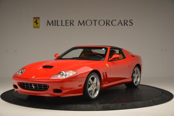 Used 2005 Ferrari Superamerica for sale Sold at Bugatti of Greenwich in Greenwich CT 06830 13