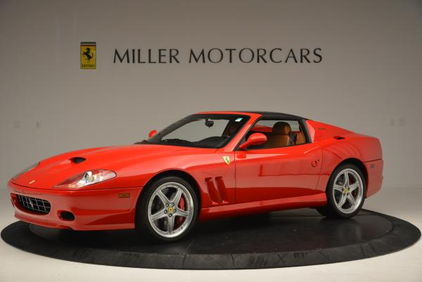 Used 2005 Ferrari Superamerica for sale Sold at Bugatti of Greenwich in Greenwich CT 06830 14