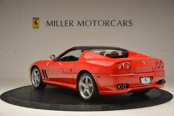 Used 2005 Ferrari Superamerica for sale Sold at Bugatti of Greenwich in Greenwich CT 06830 17