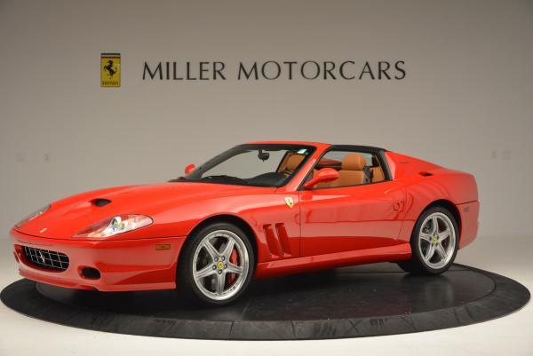Used 2005 Ferrari Superamerica for sale Sold at Bugatti of Greenwich in Greenwich CT 06830 2