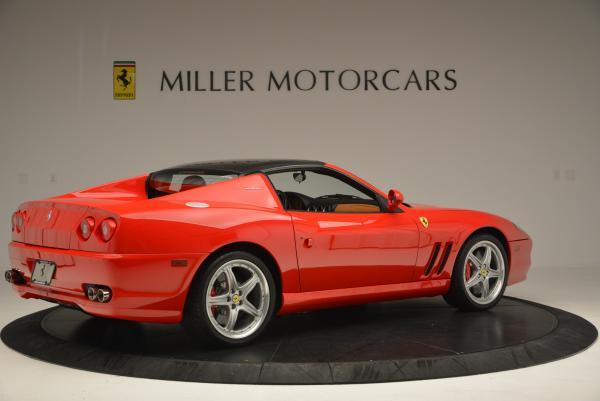 Used 2005 Ferrari Superamerica for sale Sold at Bugatti of Greenwich in Greenwich CT 06830 20