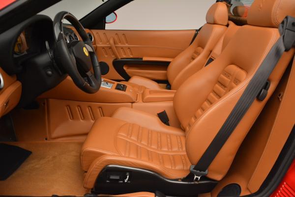 Used 2005 Ferrari Superamerica for sale Sold at Bugatti of Greenwich in Greenwich CT 06830 26