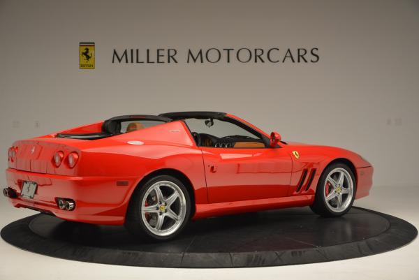 Used 2005 Ferrari Superamerica for sale Sold at Bugatti of Greenwich in Greenwich CT 06830 8