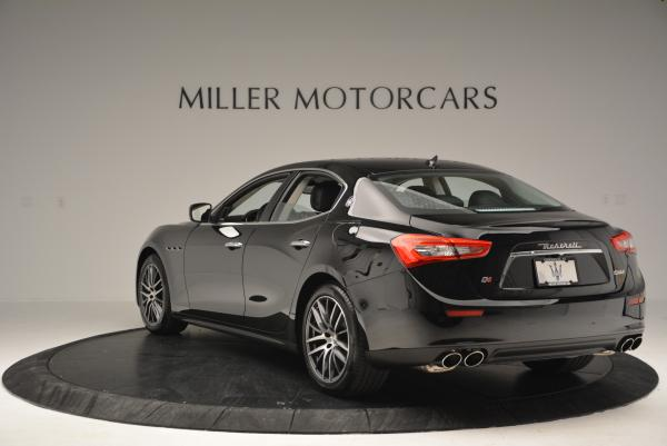 Used 2016 Maserati Ghibli S Q4 for sale Sold at Bugatti of Greenwich in Greenwich CT 06830 5
