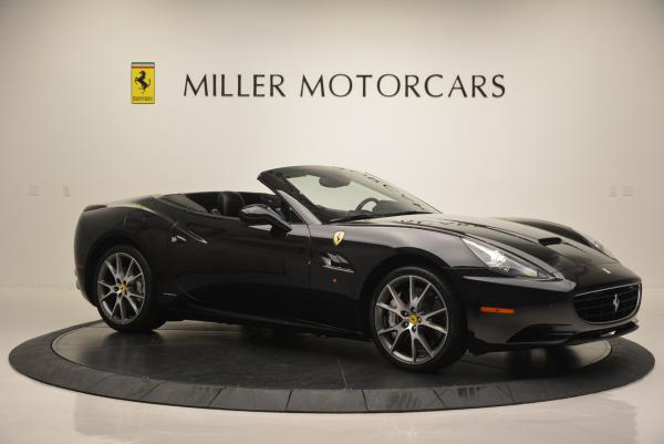 Used 2012 Ferrari California for sale Sold at Bugatti of Greenwich in Greenwich CT 06830 10