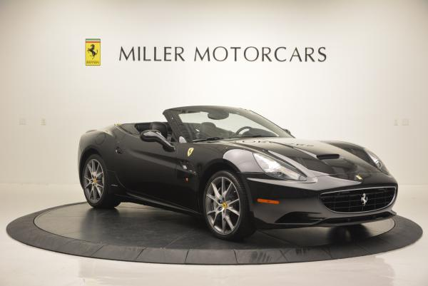 Used 2012 Ferrari California for sale Sold at Bugatti of Greenwich in Greenwich CT 06830 11