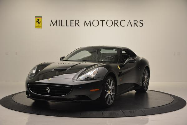 Used 2012 Ferrari California for sale Sold at Bugatti of Greenwich in Greenwich CT 06830 13