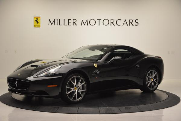 Used 2012 Ferrari California for sale Sold at Bugatti of Greenwich in Greenwich CT 06830 14