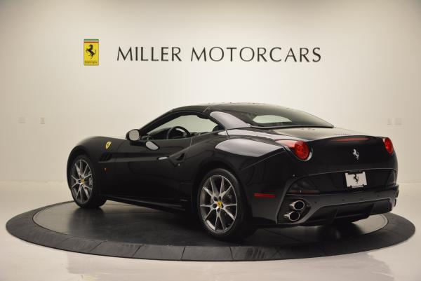 Used 2012 Ferrari California for sale Sold at Bugatti of Greenwich in Greenwich CT 06830 17