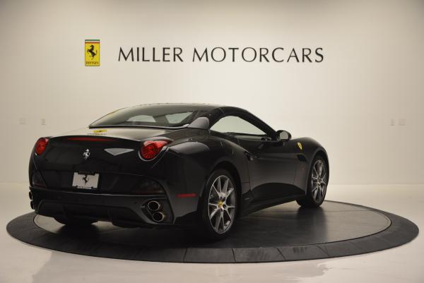 Used 2012 Ferrari California for sale Sold at Bugatti of Greenwich in Greenwich CT 06830 19