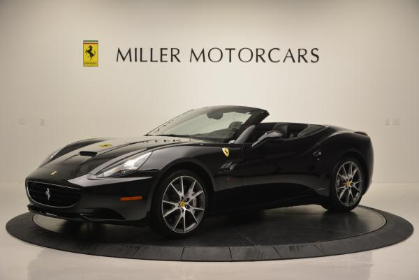 Used 2012 Ferrari California for sale Sold at Bugatti of Greenwich in Greenwich CT 06830 2