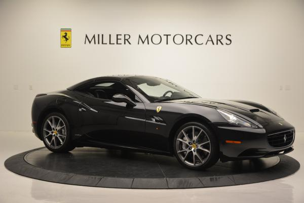 Used 2012 Ferrari California for sale Sold at Bugatti of Greenwich in Greenwich CT 06830 22