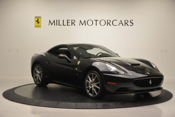 Used 2012 Ferrari California for sale Sold at Bugatti of Greenwich in Greenwich CT 06830 23