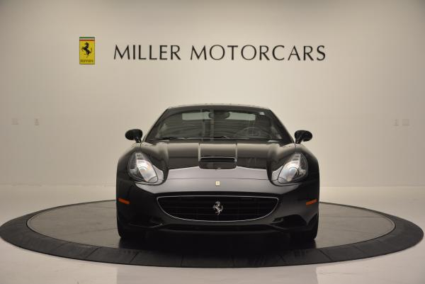 Used 2012 Ferrari California for sale Sold at Bugatti of Greenwich in Greenwich CT 06830 24