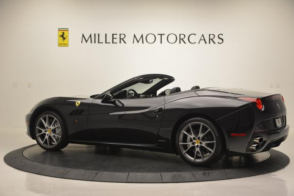 Used 2012 Ferrari California for sale Sold at Bugatti of Greenwich in Greenwich CT 06830 4