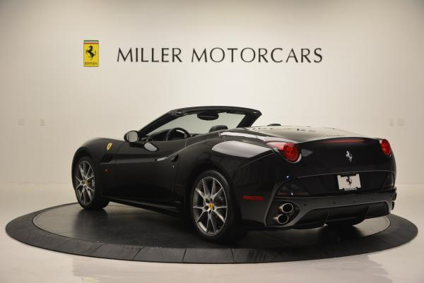 Used 2012 Ferrari California for sale Sold at Bugatti of Greenwich in Greenwich CT 06830 5