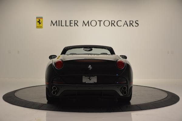 Used 2012 Ferrari California for sale Sold at Bugatti of Greenwich in Greenwich CT 06830 6