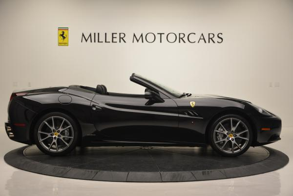 Used 2012 Ferrari California for sale Sold at Bugatti of Greenwich in Greenwich CT 06830 9