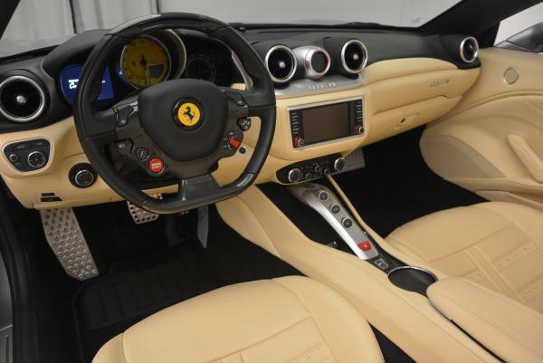 Used 2015 Ferrari California T for sale Sold at Bugatti of Greenwich in Greenwich CT 06830 25