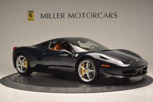 Used 2010 Ferrari 458 Italia for sale Sold at Bugatti of Greenwich in Greenwich CT 06830 10