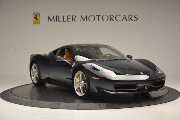 Used 2010 Ferrari 458 Italia for sale Sold at Bugatti of Greenwich in Greenwich CT 06830 11