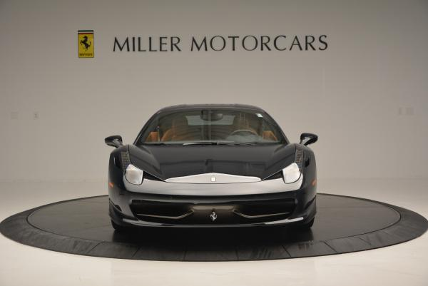 Used 2010 Ferrari 458 Italia for sale Sold at Bugatti of Greenwich in Greenwich CT 06830 12