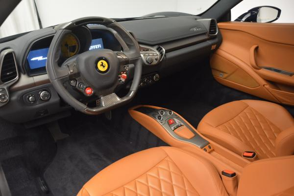 Used 2010 Ferrari 458 Italia for sale Sold at Bugatti of Greenwich in Greenwich CT 06830 13