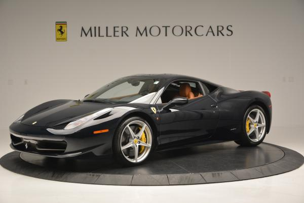 Used 2010 Ferrari 458 Italia for sale Sold at Bugatti of Greenwich in Greenwich CT 06830 2