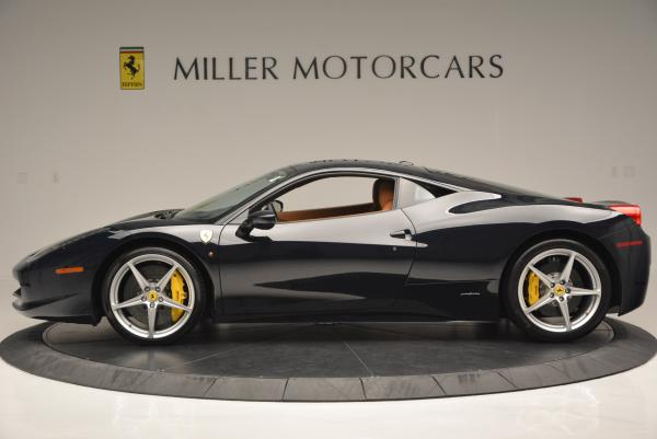 Used 2010 Ferrari 458 Italia for sale Sold at Bugatti of Greenwich in Greenwich CT 06830 3