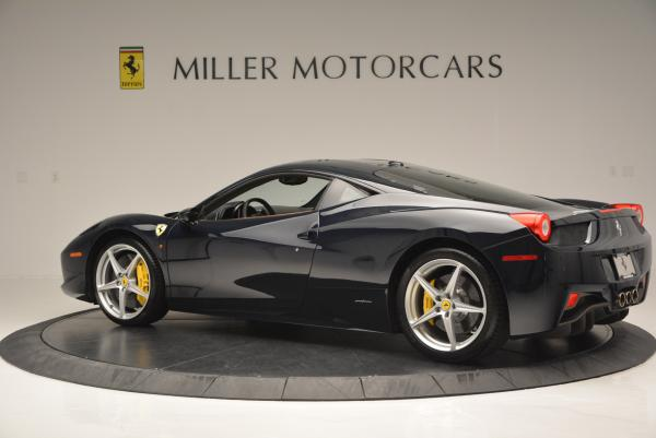 Used 2010 Ferrari 458 Italia for sale Sold at Bugatti of Greenwich in Greenwich CT 06830 4