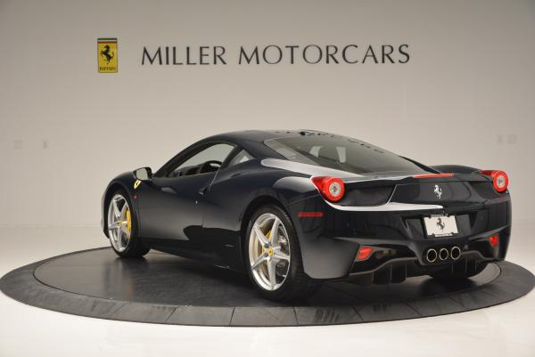 Used 2010 Ferrari 458 Italia for sale Sold at Bugatti of Greenwich in Greenwich CT 06830 5