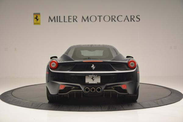 Used 2010 Ferrari 458 Italia for sale Sold at Bugatti of Greenwich in Greenwich CT 06830 6