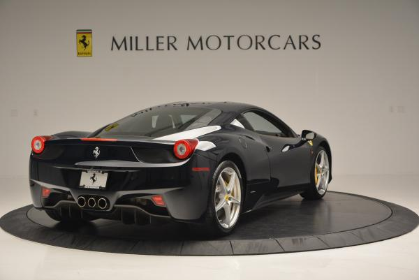 Used 2010 Ferrari 458 Italia for sale Sold at Bugatti of Greenwich in Greenwich CT 06830 7
