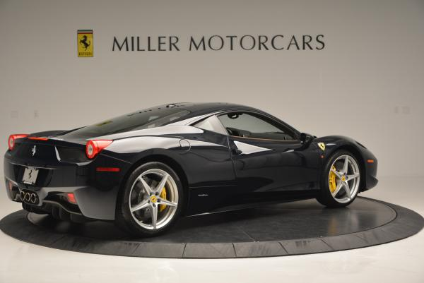 Used 2010 Ferrari 458 Italia for sale Sold at Bugatti of Greenwich in Greenwich CT 06830 8