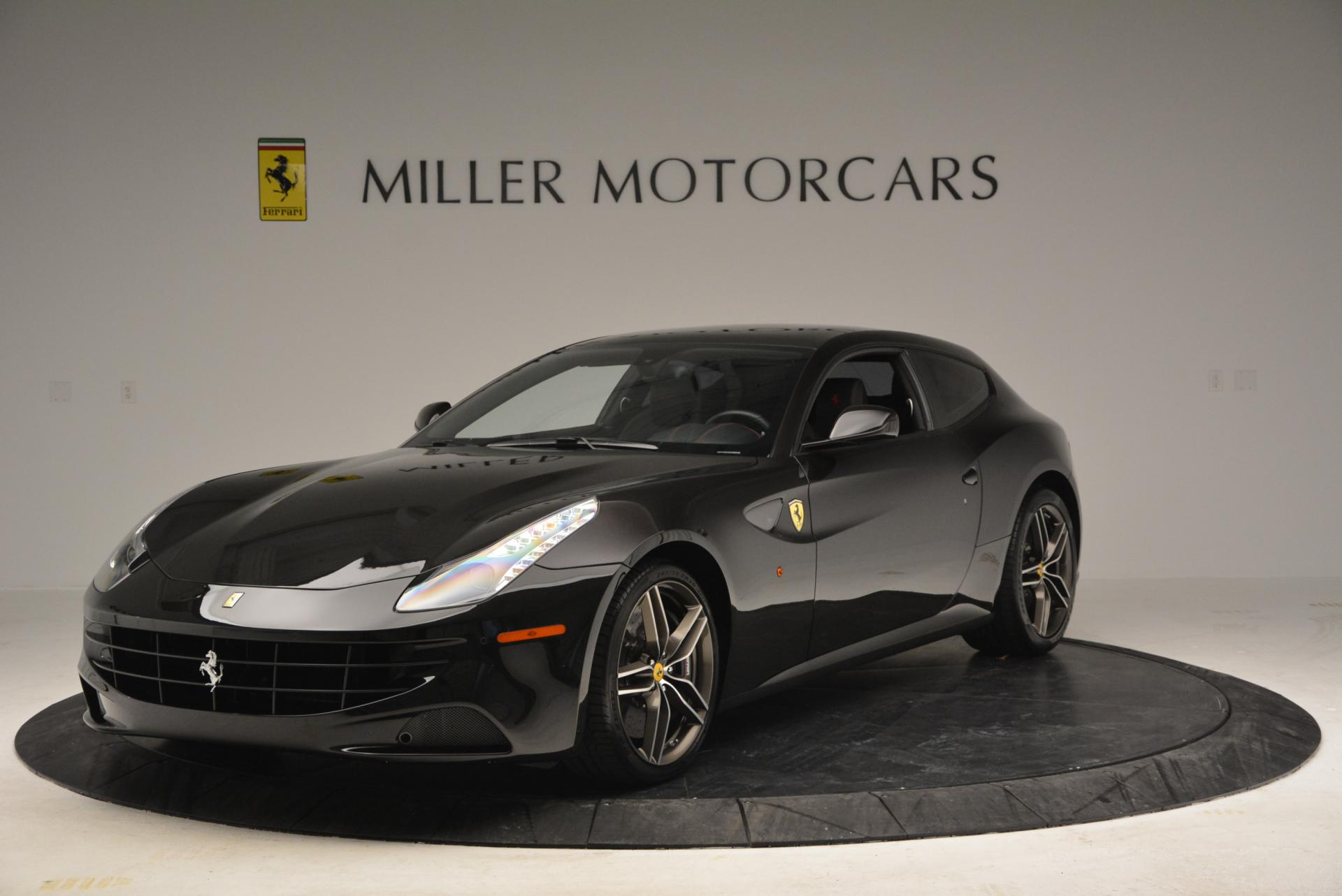 Used 2014 Ferrari FF for sale Sold at Bugatti of Greenwich in Greenwich CT 06830 1