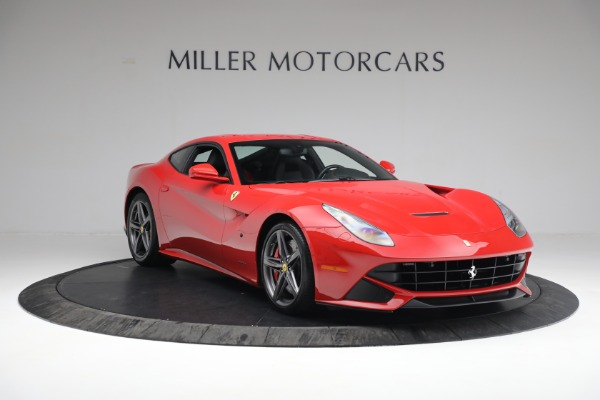 Used 2015 Ferrari F12 Berlinetta for sale Sold at Bugatti of Greenwich in Greenwich CT 06830 10
