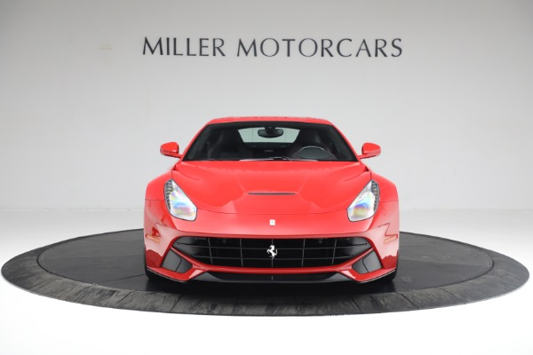 Used 2015 Ferrari F12 Berlinetta for sale Sold at Bugatti of Greenwich in Greenwich CT 06830 11