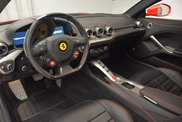 Used 2015 Ferrari F12 Berlinetta for sale Sold at Bugatti of Greenwich in Greenwich CT 06830 12