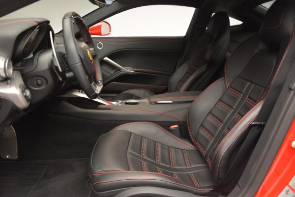 Used 2015 Ferrari F12 Berlinetta for sale Sold at Bugatti of Greenwich in Greenwich CT 06830 13
