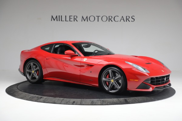 Used 2015 Ferrari F12 Berlinetta for sale Sold at Bugatti of Greenwich in Greenwich CT 06830 9